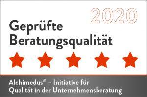 geprüfte Beraterqualität 2020