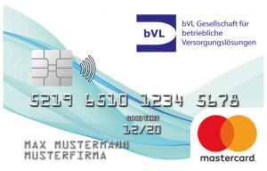 bVL - Firmenmasterkarte